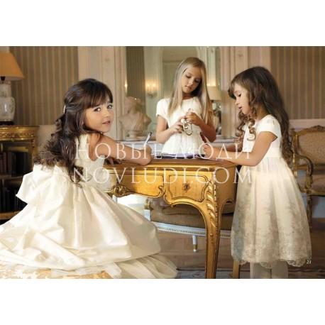 Платье для девочки Ceremony by Wojcik FLORENCE (FLORENCJA) 104-146