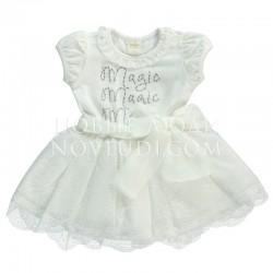 Платье для девочки Ceremony by Wojcik MAGIC CRYSTAL (MAGICZNY KRYSZTAŁ) 62-98