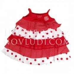 Платье для девочки Wojcik BE ELEGANT(SZYKOWNA DZIEWCZYNA)