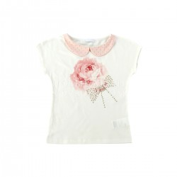 Блузка для девочки Wojcik BLOOMING TIME(CZAS ROZKWITU) 116- 158 cm