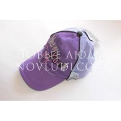 Бейсболка для девочки Wojcik NEW YORK CITY 128-152