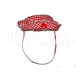 Шляпка для девочки для девочки Wojcik KITTY AND HEART (KOTEK I SERDUSZKO) 68-98
