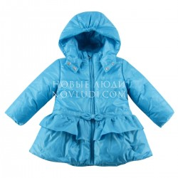 Куртка для девочки Wojcik WINTER BEAR (ZIMOWY NIEDŹWIADEK) 68 - 98 cm