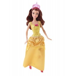 Кукла Белль Mattel. Disney Princess