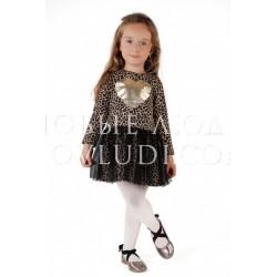 Платье для девочки Wojcik KOCI CZAS 68-98