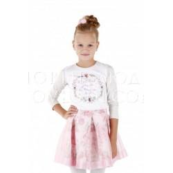 Юбка для девочки Wojcik TAJEMNICZY OGRÓD 104-128