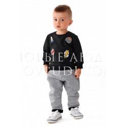 Блуза для мальчика Wojcik POP-ART 68-98