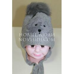 Зимняя шапка для мальчика Trestelle