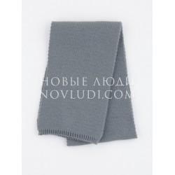 Детский вязаный шарф Миалт