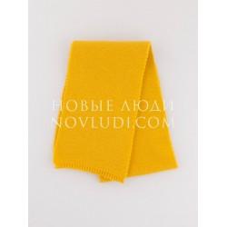 Желтый акриловый шарфик Some Fun kids