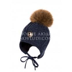 Детская шапка для мальчика JASPER JAMIKS