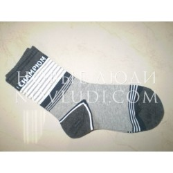 Носки для мальчика Wojcik Champion (ZWYCIEZCA) 98-140
