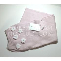 Кашемировый шарф с цветами Trestelle
