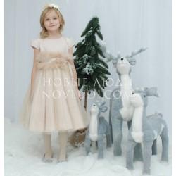 Нарядное платье для девочки DAGA