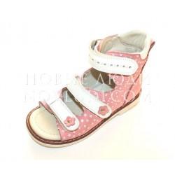 Ортопедические сандалики для девочки WOOPY
