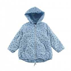 Куртка ветровка утепленная для девочки Wojcik BEST FRIEND(PRZYJACIÓŁKA) 104 - 140