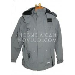 Куртка ветровка для подростка QUADRI foglio (Польша)