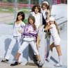 Куртка ветровка для девочки Wojcik Super silhouette(Super silwetka) 128-146