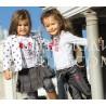 Брюки джинс на подкладке для девочки Wojcik BE ELEGANT(SZYKOWNA DZIEWCZYNA)