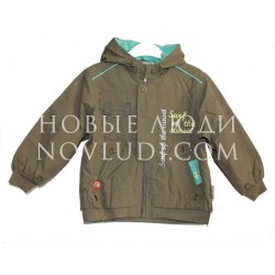 Куртка на тонкой подкладке для мальчика Wojcik Wave at sunset (Fala o zachodzie slonca) 92-122
