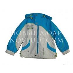 Куртка ветровка для мальчика QUADRI foglio (Польша)
