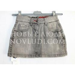 Юбка джинс для девочки Wojcik London chik(Londynski szyk) 128-152