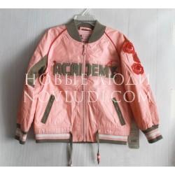 Куртка ветровка для девочки Wojcik Academy of beauty1(Akademia pieknosci1)