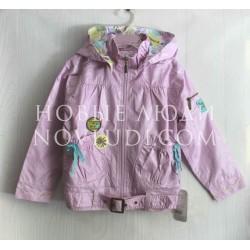 Куртка ветровка для девочки Floral girl1(Kwiatowa dziewczyna1) 92-122