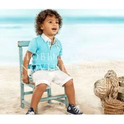 Комплект для мальчика поло+шорты UBS-2