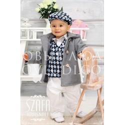 Пальто для мальчика Krasnal