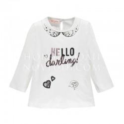 T-shirt для девочки Brums
