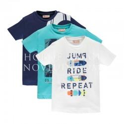 Комплект из 3-х футболок для мальчика Brums