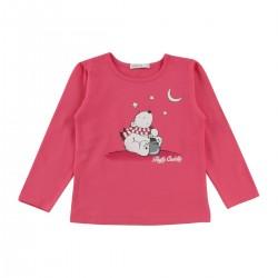 Рубашка д/р Wojcik Fluffy cuddly 68-98