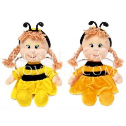 Игрушка музыкальная Кукла Пчелка