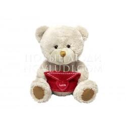Медведь Берни с конвертом(озвученный)