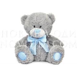 Медведь с голубым бантом (озвученный)