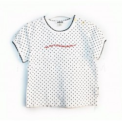 Комплект для девочки юбка с футболкой Wojcik Bads moim motylkiem1 68-86