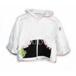 Блуза(кангур) для девочки Wojcik Bads moim motylkiem1 68-86