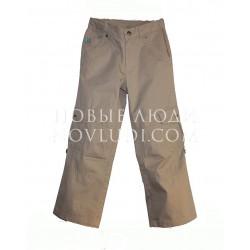Хлопковые брюки капри для мальчика Besta+