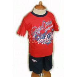 Комплект для мальчика с шортами Bliss One