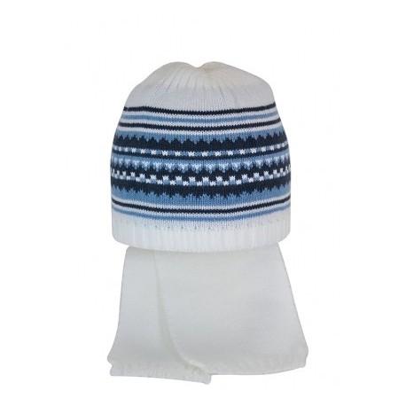 Комплект шапка+шарф Миалт