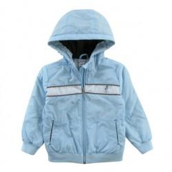 Куртка ветровка  утепленная для мальчика Wojcik  ON A TRIP (68-98)