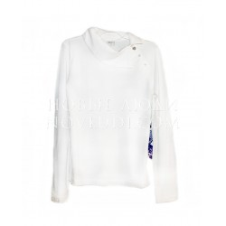 Блузка полугольф для девочки Pacco