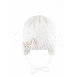 Комплект шапка/шарф для девочки Wojcik BŁYSZCZĄCY AKCENT 68-98 Ceremony by Wojcik