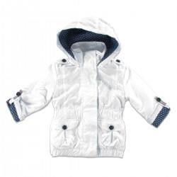 Куртка ветровка утепленная для девочки Wojcik I LOVE HOLIDAYS 92-134