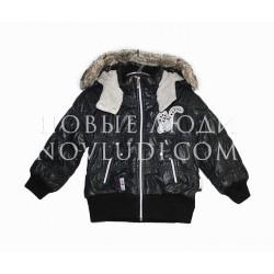 Зимняя куртка для девочки Wojcik Party girls 92-122