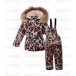 Pilguni Зимний комплект для девочки WALK INTO THE WILD COLLECTION
