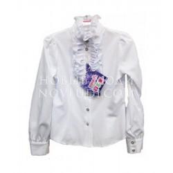 Нарядная блузка для девочки PACCO