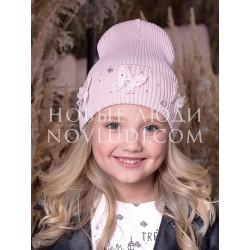 Розовая шапочка Бонита MIALT