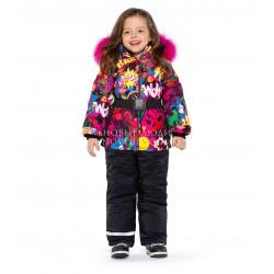 Pilguni Зимний костюм для девочки